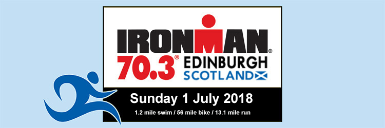IRONMAN 70.3 Edinburgh