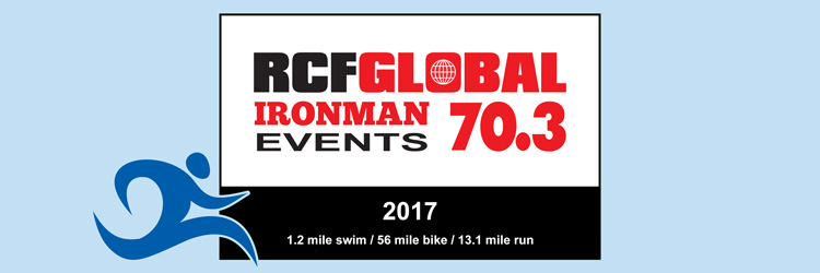 RCFGlobal IRONMAN 70.3 Events, 2017