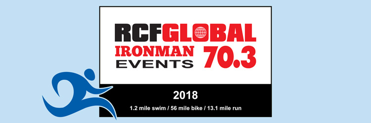 RCFGlobal IRONMAN 70.3 Events, 2018