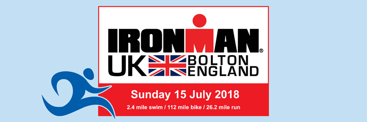 IRONMAN UK, 15 July 2018