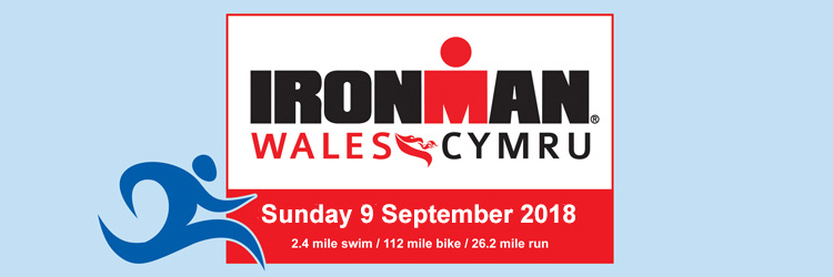 IRONMAN Wales, 9 September 2018