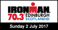 Ironman 70.3 Edinburgh 2017