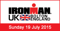 Ironman UK Bolton 2015