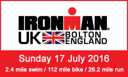 Ironman UK Bolton 2016