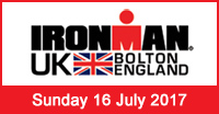 Ironman UK Bolton 2017