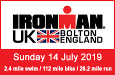 Ironman UK Bolton 2019