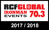 RCF Global Ironman 70.3 Events 2017/2018