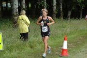 Ironman 70.3 UK - Gail Tipper - June 2011