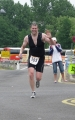 Weymouth Triathlon - Derek Nevell - June 2011