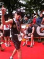 Ironman 70.3 UK - Rob Fletcher – June 2011