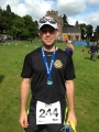 Crathes Half Marathon - Robert Bacon - September 2013