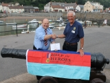 Rotary Club of Minehead / Help for Heroes