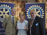 Rotary Club of Taunton / Arthritis Research UK