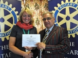 Rotary Club of Taunton / Children's Hospice South West