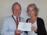 Rotary Club of Wellington, Somerset / Arthritis Research UK