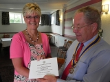 Rotary Club of Wellington, Somerset / Meningitis Reasearch Foundation