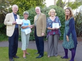 Rotary Club of Wiveliscombe & District / Marie Curie