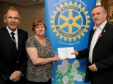 Rotary Club of Bolton / Cancer Research UK