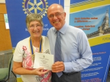 Rotary Club of Bolton Daybreak / Marie Curie