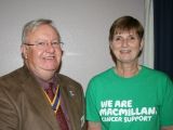 Rotary Club of Radcliffe / Macmillan Cancer Support