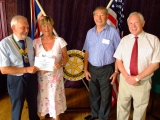 Rotary Club of Horwich / Breakthrough Breast Cancer