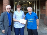 Rotary Club of Horwich / Bolton Hospice
