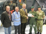 Rotary Club of Sherborne Castles / Royal Marines Charitable Trust Fund [RMCTF]