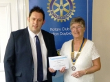 Rotary Club of Bolton Daybreak / Campaign Against Living Miserably