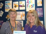 Rotary Club of Bolton Daybreak / Stroke Association