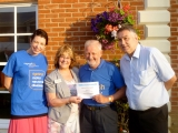 Rotary Club of Horwich / Motor Neurone Disease Association