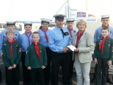 Rotary Club of Minehead and The Quantocks / 1st Watchet Sea Scout Group