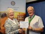 Rotary Club of Dorchester / West Dorset Women's Refuge