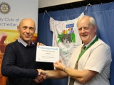 Rotary Club of Dorchester / Friends of Dorset Young Carers