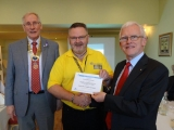 Rotary Club of Thrapston and Raunds / The Air Ambulance Service