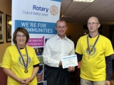 Rotary Club of Bolton Lever / Royal Marines Charitable Trust Fund [RMCTF]