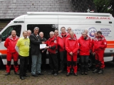 Rotary Club of Bolton le Moors / Bolton Mountain Rescue Team