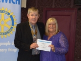 Rotary Club of Horwich / Pancreatic Cancer UK