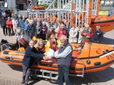 Rotary Club of Minehead and The Quantocks / Minehead Lifeboat (RNLI)
