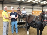 Rotary Club of Minehead and The Quantocks / Conquest Centre for Disabled Riders Limited