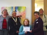 Rotary Club of Cheltenham / Sue Ryder