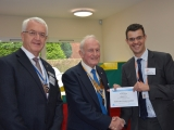 Rotary Club of Aylesbury Hundreds / The Pace Centre Ltd