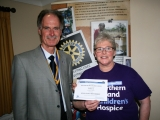 Rotary Club of Newtownabbey / Northern Ireland Childrens Hospice