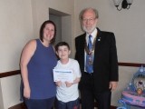 Rotary Club of Barrow In Furness / Aimee Robinson Fund