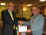 Rotary Club of Radcliffe / Bury Hospice