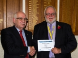 Rotary Club of Westhoughton / North West Air Ambulance