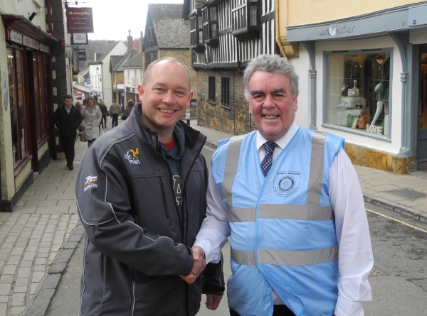 Powerman UK Comes To Sherborne - Rotary Charity Fundraisers Become Their Charity Partner