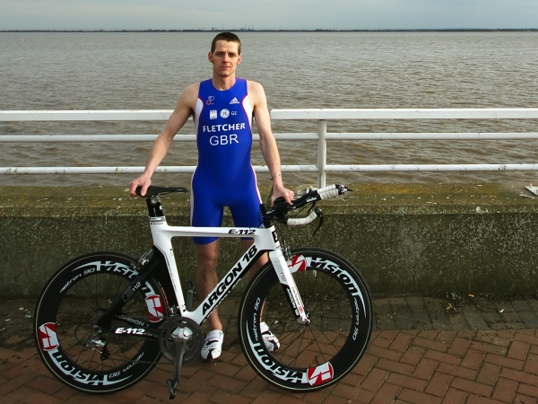 Ironman Wales Challenge For Winning Rotary Charity Fundraiser