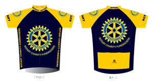 RCF Cycling Jersey